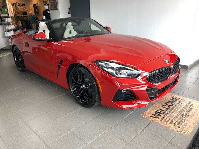 New 2019 BMW Z4 sDrive30i Convertible in Johnstown, PA