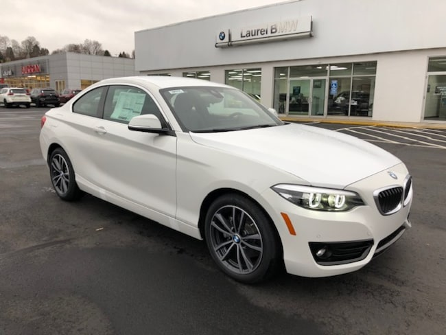 New 2019 BMW 230i xDrive Coupe in Johnstown, PA