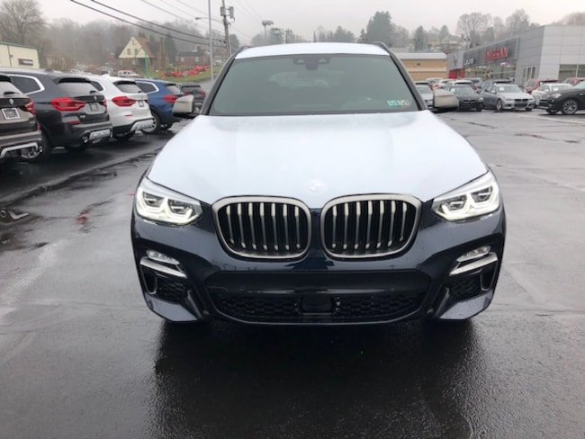 New 2019 BMW X3 For Sale in Johnstown PA | VIN: 5UXTS3C55K0Z07053