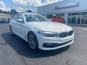 Featured pre-owned 2018 BMW 530e for sale in Johnstown, PA