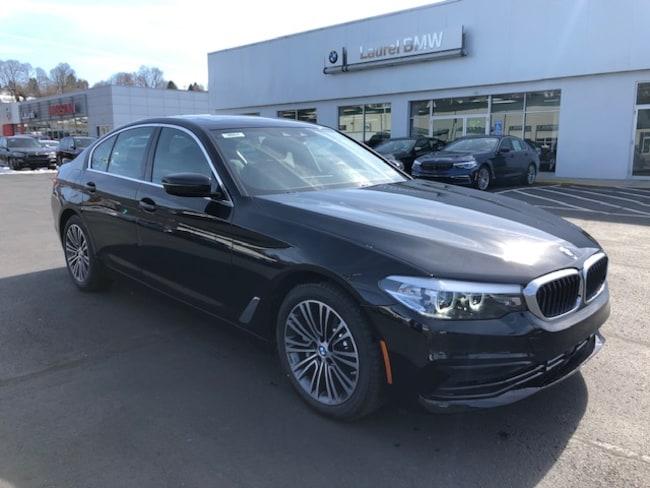 New 2019 BMW 540i xDrive Sedan in Johnstown, PA