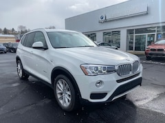 Certified Pre-Owned 2017 BMW X3 xDrive28i SAV for Sale in Johnstown, PA