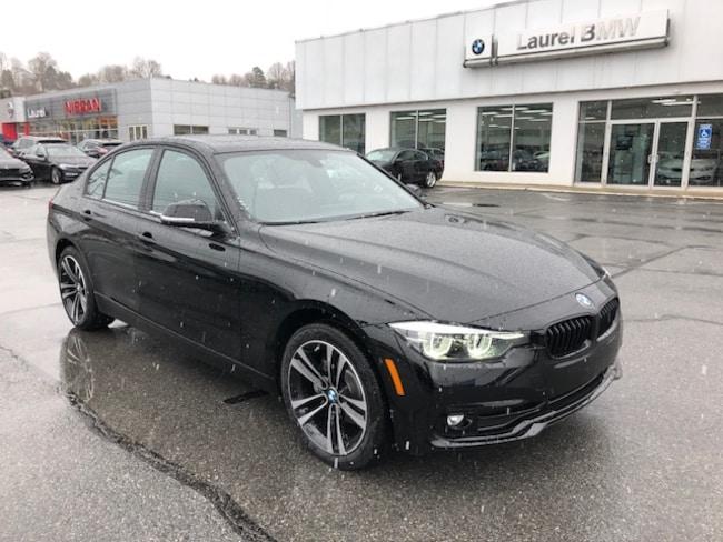 New 2018 BMW 328d xDrive Sedan in Johnstown, PA