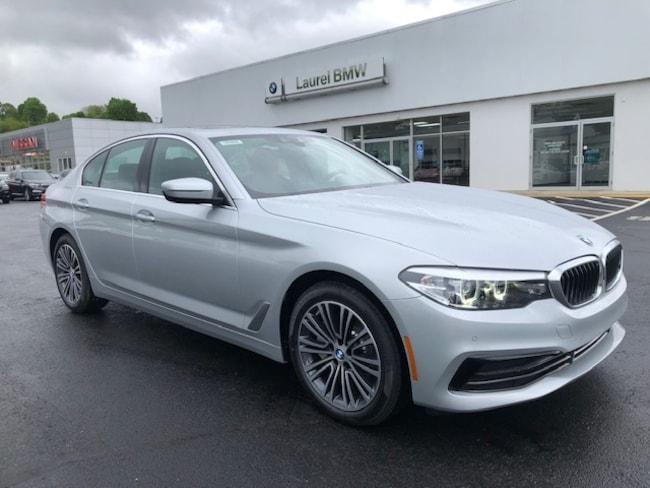 New 2019 BMW 530i xDrive Sedan in Johnstown, PA