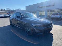 New 2021 BMW 330i xDrive Sedan 3MW5R7J02M8B73272 for Sale in Johnstown