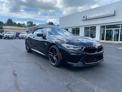 New 2022 BMW M8 Competition Convertible WBSDZ0C06NCH25266 for Sale in Johnstown