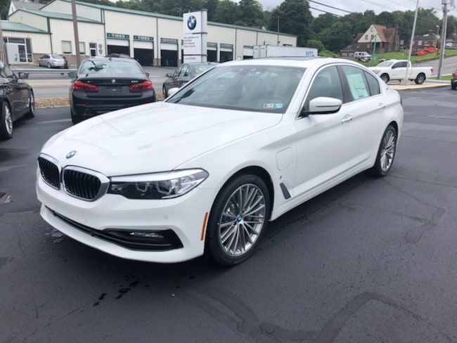 New 2018 BMW 530e For Sale in Johnstown PA   VIN: WBAJB1C54JB374335