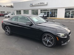 Certified Pre-Owned 2018 BMW 440i Convertible for Sale in Johnstown, PA