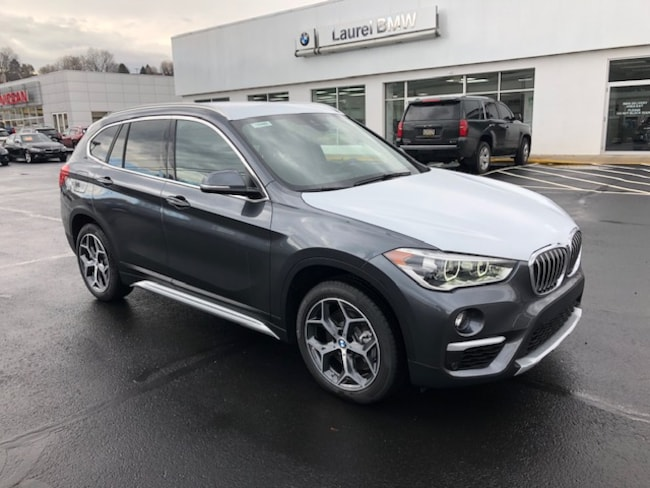 New 2019 BMW X1 xDrive28i SUV in Johnstown, PA
