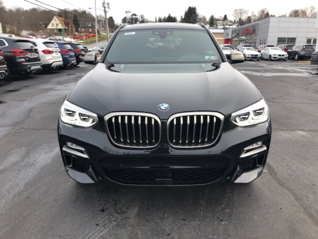 New 2019 BMW X3 For Sale in Johnstown PA | VIN: 5UXTS3C50K0Z07123