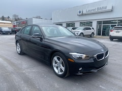 Bargain Pre-Owned 2014 BMW 320i xDrive Sedan for Sale in Johnstown, PA