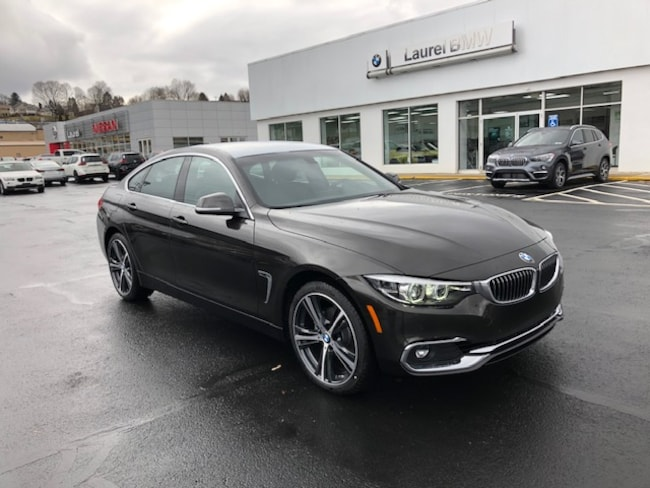 New 2019 BMW 430i xDrive Gran Coupe in Johnstown, PA