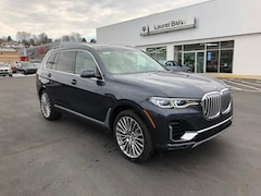 New 2019 BMW X7 xDrive50i SUV for Sale in Johnstown