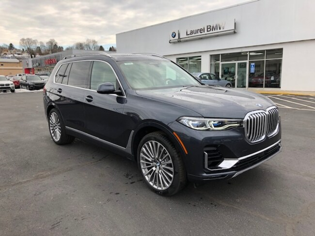 New 2019 BMW X7 xDrive50i SUV in Johnstown, PA