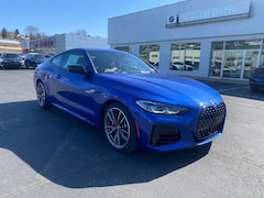 New 2021 BMW M440i xDrive Coupe WBA13AR04MCG57618 for Sale in Johnstown