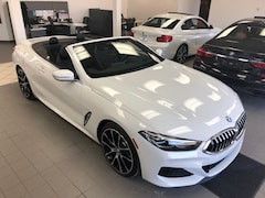 New 2019 BMW M850i xDrive Convertible WBAFY4C57KBJ99019 for Sale in Johnstown