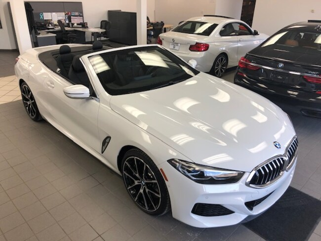 New 2019 BMW M850i xDrive Convertible in Johnstown, PA