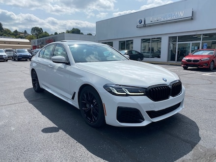 Featured new 2021 BMW 540i xDrive Sedan for sale in Johnstown, PA
