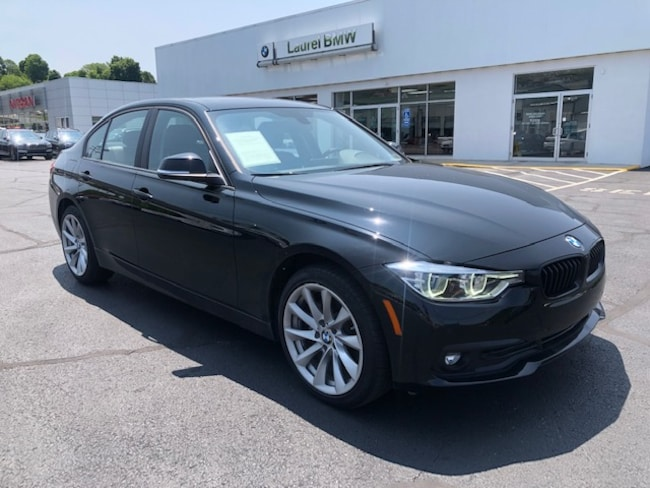 Used 2018 BMW 320i xDrive Sedan in Johnstown, PA
