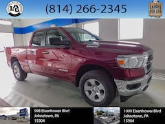 New 2019 Ram 1500 BIG HORN / LONE STAR QUAD CAB 4X4 6'4 BOX Quad Cab for Sale in Johnstown, PA