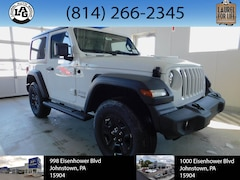 New 2018 Jeep Wrangler SPORT 4X4 Sport Utility for Sale in Johnstown, PA