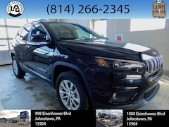 New 2019 Jeep Cherokee LATITUDE 4X4 Sport Utility for Sale in Johnstown, PA