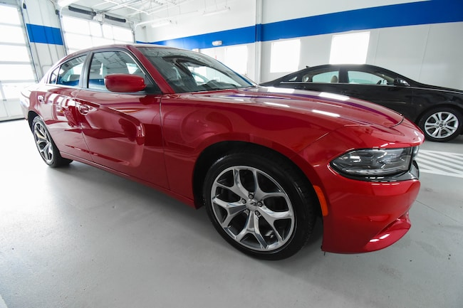 Used 2016 Dodge Charger R/T Sedan in Johnstown, PA