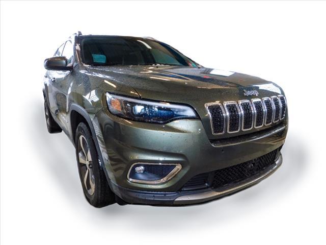 2019 Jeep Cherokee Limited 4x4 SUV