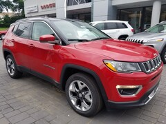 New 2018 Jeep Compass LIMITED 4X4 Sport Utility for Sale in Johnstown, PA