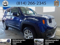 New 2018 Jeep Renegade LATITUDE 4X4 Sport Utility for Sale in Johnstown, PA