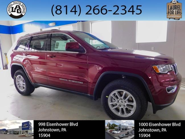 new 2019 jeep grand cherokee laredo e 4x4 for sale in johnstown pa