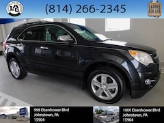 New 2014 Chevrolet Equinox LTZ SUV for Sale in Johnstown, PA