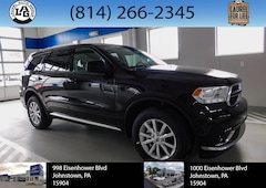 New 2019 Dodge Durango SXT AWD Sport Utility for Sale in Johnstown, PA