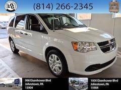 New 2019 Dodge Grand Caravan SE Passenger Van for Sale in Johnstown, PA
