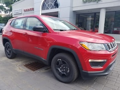 New 2018 Jeep Compass SPORT 4X4 Sport Utility for Sale in Johnstown, PA