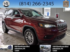 New 2019 Jeep Cherokee LATITUDE PLUS 4X4 Sport Utility for Sale in Johnstown, PA