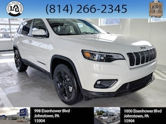New 2019 Jeep Cherokee ALTITUDE 4X4 Sport Utility for Sale in Johnstown, PA