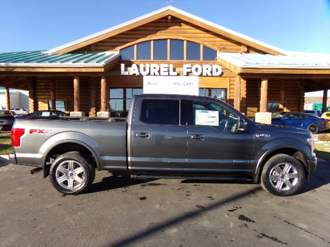 DYNAMIC_PREF_LABEL_AUTO_NEW_DETAILS_INVENTORY_DETAIL1_ALTATTRIBUTEBEFORE 2018 Ford F-150 Lariat Truck SuperCrew Cab