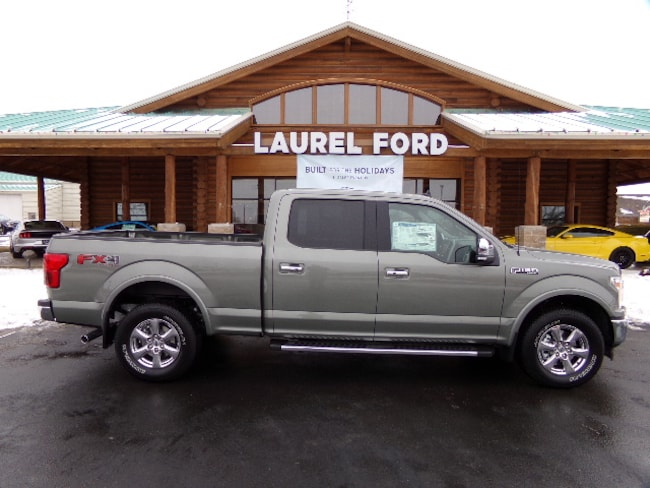 DYNAMIC_PREF_LABEL_AUTO_NEW_DETAILS_INVENTORY_DETAIL1_ALTATTRIBUTEBEFORE 2019 Ford F-150 Lariat Truck SuperCrew Cab