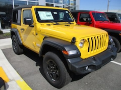 New 2019 Jeep Wrangler SPORT 4X4 Sport Utility for Sale in Johnstown, PA