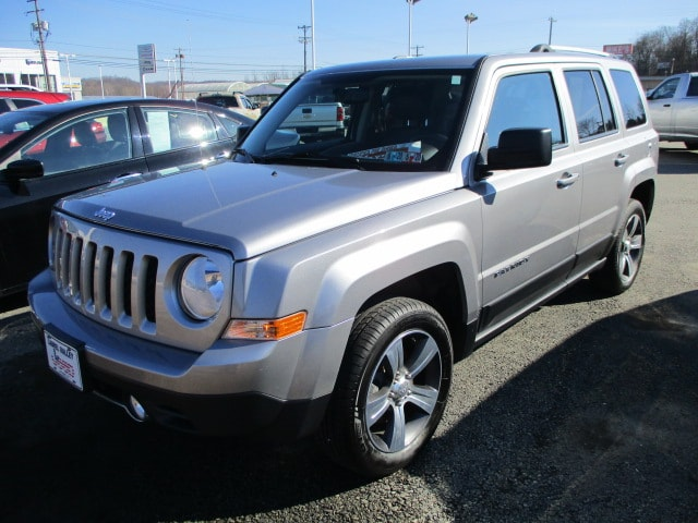 2016 Jeep Patriot High Altitude Edition 4WD  High Altitude Edition