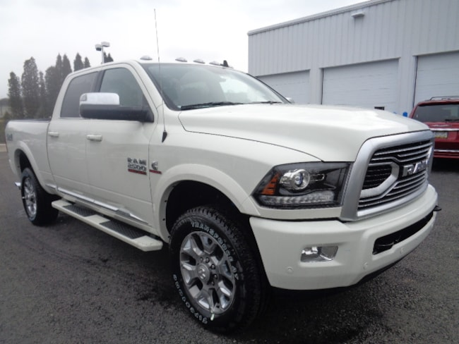 2018 Ram 2500 Limited Tungsten Edition Crew Cab