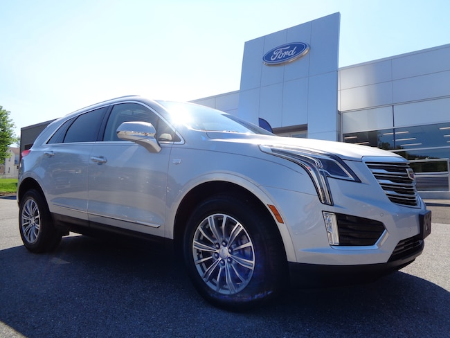 2017 Cadillac XT5 Luxury AWD SUV