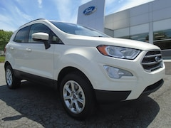 2019 Ford EcoSport SE SE