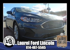 new 2019 Ford Fusion SE SE in Windber, PA
