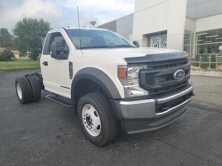 2022 Ford F-600 Chassis CAB CHASSIS