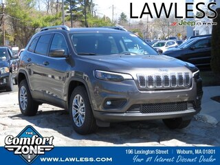 New 2019 Jeep Cherokee Latitude Plus 4x4 SUV near Boston
