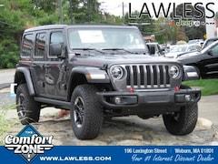 2018 Jeep Wrangler UNLIMITED RUBICON 4X4 Sport Utility Boston