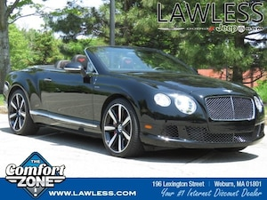 2014 Bentley Continental GTC Base Convertible