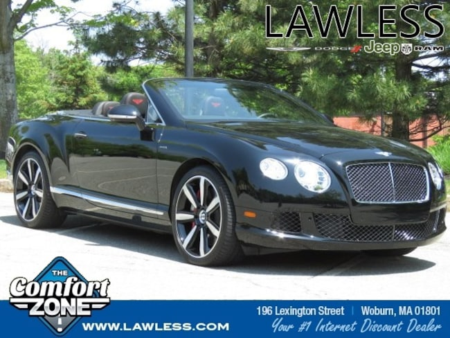Used 2014 Bentley Continental GTC Base Convertible near Boston